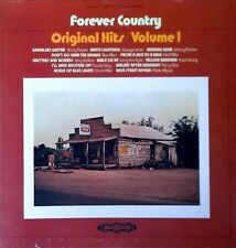 FOREVER COUNTRY / ORIG. HITS VOL 1 - J.PRESTON, G. JONES, F. YOUNG  - SEALED LP