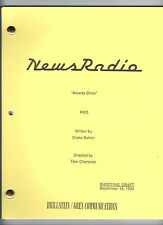 "NEWS RADIO show script ""Awards Show"""