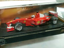 HOT WHEELS 1/18 - FERRARI F1 F 2000 - R. BARRICHELLO