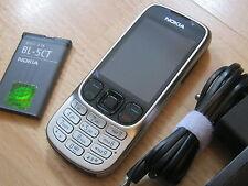 Nokia 6303 classic steel  / WIE NEU // + Gutschein ++++ anschauen++++
