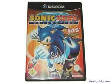 ## Sonic Gems Collection Nintendo GameCube Spiel Deutsch // GC & Wii - TOP ##