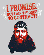 DUCK DYNASTY WILLIE wall stickers MURAL 13 decals Redneck quote room decor 25x27
