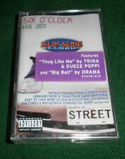 Six O'Clock Vol 1 Greg Street Cassette Tape NEW FACTORY SEALED Explicit