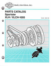 1954-1978 Harley Sportster XL XLH XLCH Parts Catalog Manual Book Guide 99451-78B