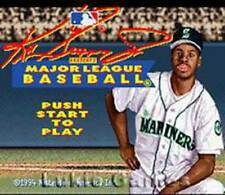 Ken Griffey Jr. Baseball - SNES Super Nintendo Game