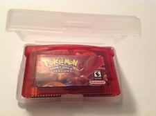 Pokemon Shiny Gold Version (Nintendo Game Boy Advance) GBA
