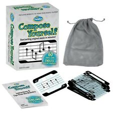 Compose Yourself Music Maker Game Brand New