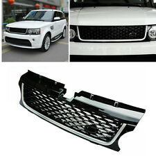 For Land Rover Range Rover SPORT 2009-13 Black Cover Honeycomb Mesh Grille New