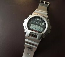 Casio G-Shock x Silver Metalic Eric Haze Limited Men's Watch DW-6900M-8T