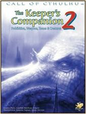 The Keeper's Companion 2 Call of Cthulhu RPG Chaosium Inc. Softcover