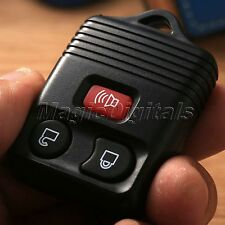 3Button Keyless Entry Remote Shell Clicker Cover Key Fob for Ford F150 1998-2009