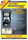 Regin Gas Flue Analyser With Probe REGXA1 - 48hr Free Delivery