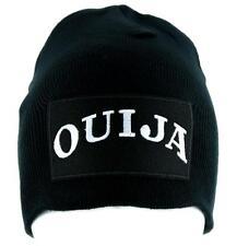 Ouija Spirit Board Beanie Alternative Clothing Knit Cap Witchcraft Wicca Gothic