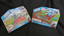 NEW IN BOX Thomas The Train Trackmaster 2-in-1 Track Builder & Water Tower Sets