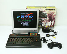 "Panasonic MSX 2 FS-A1 Personal Computer Boxed ""Excellent"" Tested Properly Japan!"