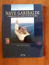 NAVE GARIBALDI L' Ammiraglia della Marina Militare Italiana 2000  [TR8]