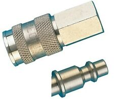 "Quick Release Coupler 3/8""bspp Female Rectus 23/24 KA Series CEJN 310"