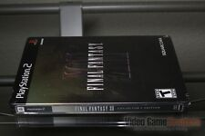 Final Fantasy XII: Collector's Edition GameStop Excl. (PS2 2006) Y-FOLD SEALED!