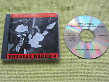 Totally Wired 4 A Collection of Acid Jazz Records 1990 CD Album MINT Dance