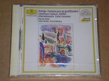 JOAQUIN RODRIGO - FANTASIA PARA UN GENTILHOMBRE - CD SIGILLATO (SEALED)