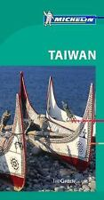Michelin Green Guide Taiwan (Green GuideMichelin)-ExLibrary