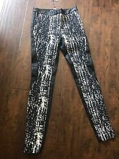 DVF Dorothy Leather Pants