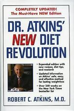 Dr. Atkins' New Diet Revolution Robert C. Atkins Revised Edition Expanded Info