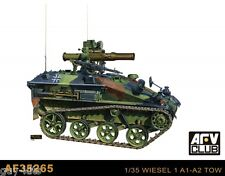 Véhicule léger Allemand WIESEL 1A1 -A2 TOW  - KIT AFV CLUB 1/35 n° 35265
