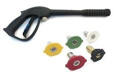 3000 PSI / 7 GPM SPRAY GUN & TIP / NOZZLE KIT for Power Pressure Water Washers