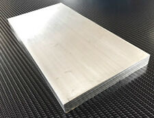 4'' X 1/2'' INCH X 200MM ALUMINUM BAR BILLET ENGINEERING MODELMAKING MILLING