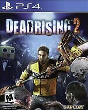 Dead Rising 2 for PS4 Brand New in Shrink Wrap! KILL ZOMBIES Playstation 4, 2016