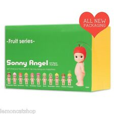Sonny Angel Doll 12pc FRUIT Series COMPLETE SET cute collectible kewpie doll