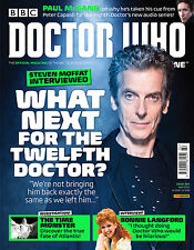 DOCTOR WHO MAGAZINE APRIL 2015 (484) NEW...FAST POST