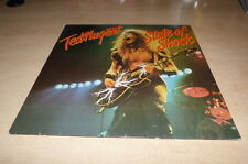 TED NUGENT - STATE OF SHOCK !!!!!!!!!!!!!!!! RARE VINYL / LP