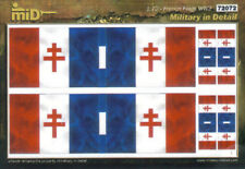 Military In Detail 1/72 WWII French Flags