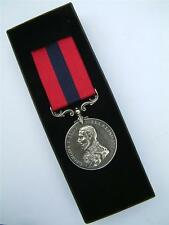 BRITISH ARMY MILITARY GV WW1 DCM DISTINGUISHED CONDUCT MEDAL FULL SIZE IN BOX