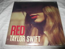 Taylor Swift SEALED Record Red Album LP 180 gram rock 2012 NM