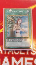 Forbidden Lance PGLD-EN048 Gold secret