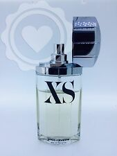 PACO RABANNE XS POUR HOMME EDT 100ML USED 85% capacity / full