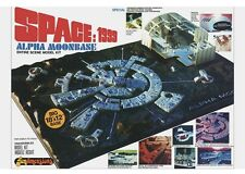 MPC 803/12 1/3200 Space 1999 Moon Base Alpha Plastic Model Kit
