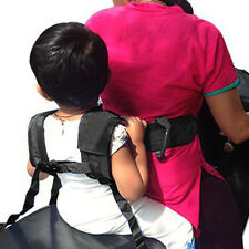 New Motorcycle Baby Safety Seat Strap Belt Harness Chest Child Kids Safe Buckle