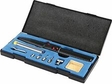 EXPO 77550 REKROW RK3114 CORDLESS GAS SOLDERING IRON HOT KNIFE HOT BLOW TORCH