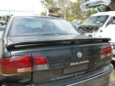 HOLDEN COMMODORE HSV MANTA VR VS BOOT LID EXTENSION RED/CLEAR TAIL LIGHT LEFT