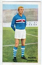 figurina CALCIO GIGANTE VERBANIA NEW SAMPDORIA MORINI