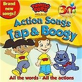 Tumble Tots - Action Songs Tap & Boogie (2009) [2 CD]