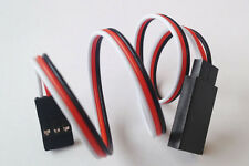 10pcs 500mm Servo Extension Lead Wire Cable For Futaba JR RC Car Plane Connector