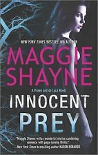 #3 Innocent Prey #4 Deadly Obsession- Maggie Shayne Paperback NEW! Free SHIP