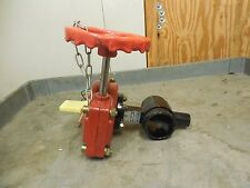 """MUELLER CO. BUTTERFLY VALVE AISI420 2-1/2"""" 175°F EPDH 475 PSI"""