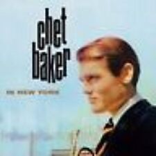 CD CHET BAKER - IN NEW YORK + bonus / comme neuf