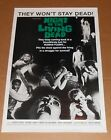 Night of the Living Dead They Won't Stay Dead!! Movie Poster 2002 36x24